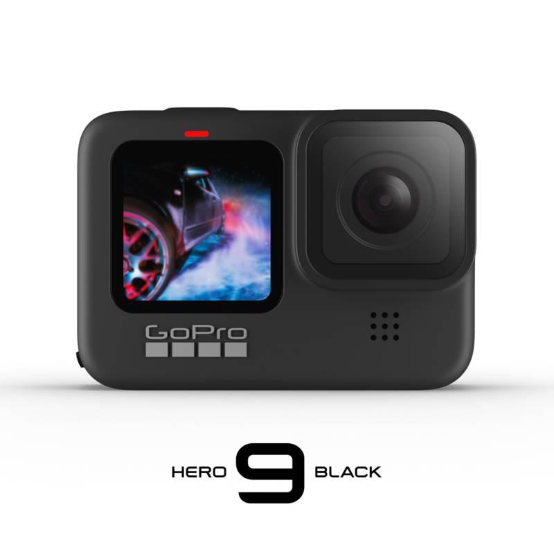 GoPro - Cámara GoPro Hero 9
