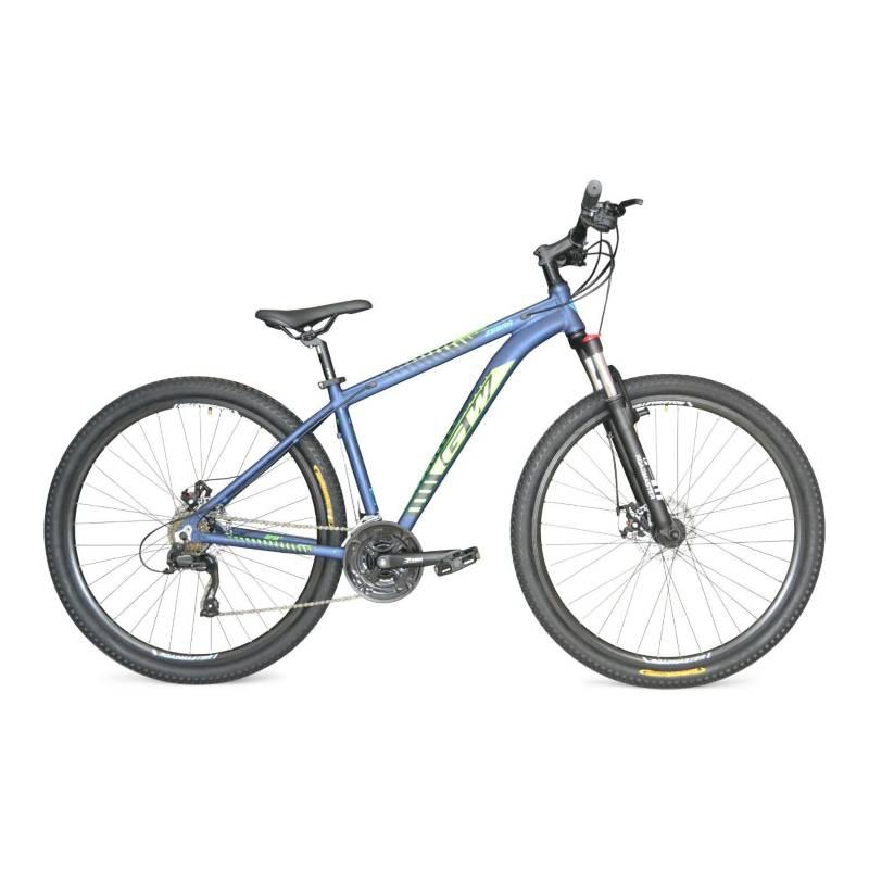 GW - Bicicleta de Montaña GW zebra 29 Pulgadas