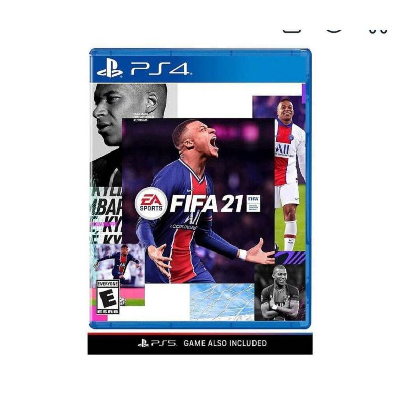 Play Station - Fifa 21 video juego ps4