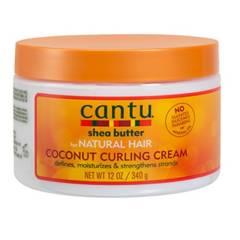 CANTU - Crema definidora de cabellos rizos coconut curling