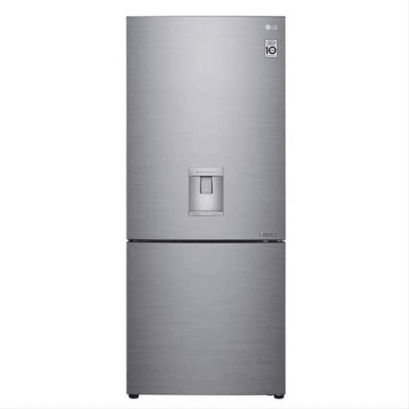 LG - Nevera LG Congelador Inferior no frost 403 lt Lb41wpp
