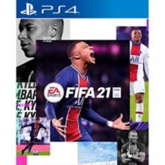 PS4 - Juego fifa 2021 ps4.