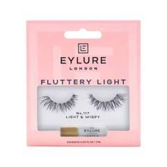 Eylure - Pestañas postizas fluttery light no. 117