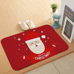 My Home Store - Tapete Navidad Christmas Red 60 x 90 cm