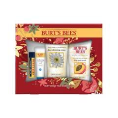 Burts Bees - Set De Tratamiento Facial Face Essentials