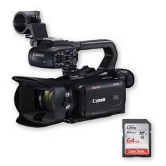 Canon - Canon xa40 videocámara uhd 4k + memoria de 64gb