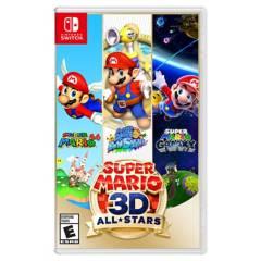 Nintendo - Juego Switch Super Mario All Star Nintendo