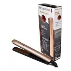 Remington - Plancha cabello remington keratina + argan - s8590