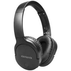 Aiwa - Audifonos Aiwa Bluetooth 5.0 Diadema Inalambrico Manos Libre