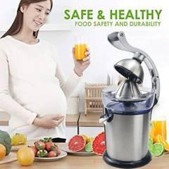1.2.3 - Exprimidor eléctrico jugo naranjas con brazo