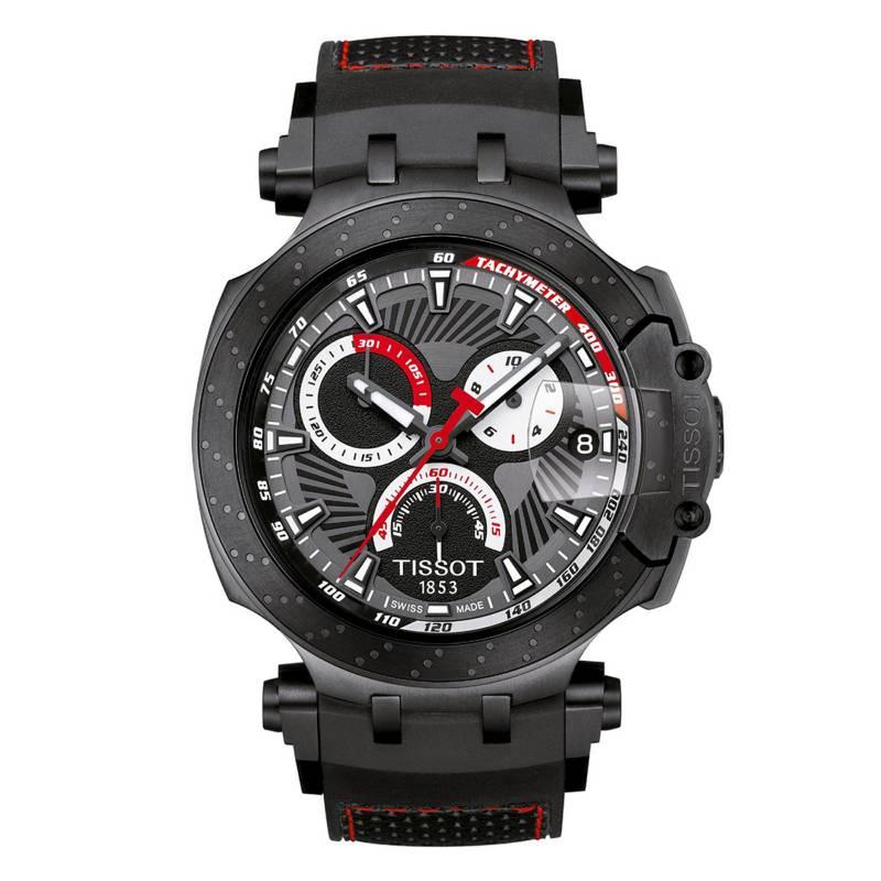 Tissot - Reloj Hombre Tissot T-Race Jorge Lorenzo