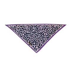 Feroz - Pañoleta leopardo rosa para perros m - feróz