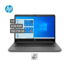 HP - Portátil HP Laptop 14 pulgadas Intel Core i3 8GB 256GB