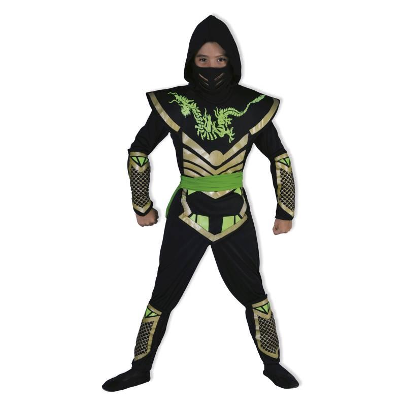 Fantastic Night - Disfraz Dragón Ninja