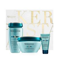 Kerastase - Kit Force Architect para Cabello Dañado