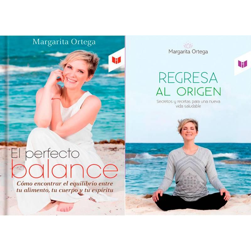 Círculo de Lectores - Combo Bienestar y Equilibrio - Margarita Ortega