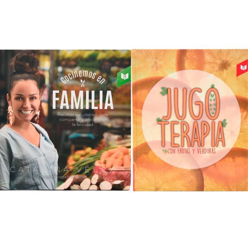 Círculo de Lectores - Combo Salud en Familia - Catalina Vélez