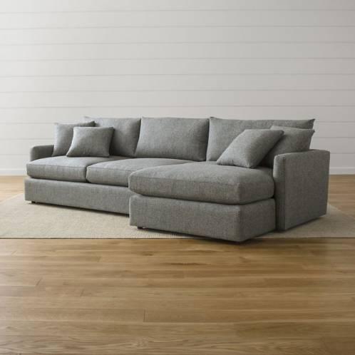Sofá Seccional de 2 Piezas Lounge II