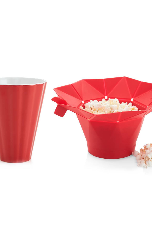 - Combo Popcorn Popper y Vasos de Melamina