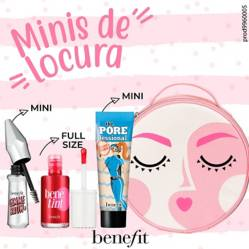 Benefit - Set de Maquillaje Minis de Locura