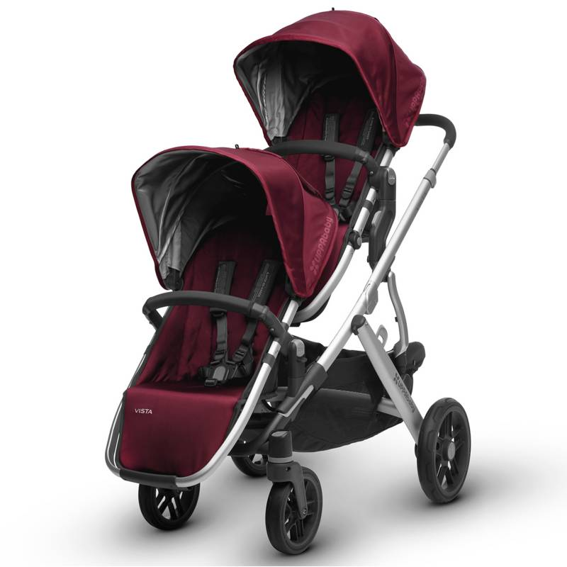 UPPAbaby - Combo Coche Paseador UPPAbaby Vista Dennison + Asiento Rumble Vista Denison