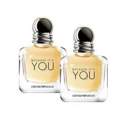 Armani - Set de Perfumería Giorgio Armani Emporio Armani Because It's You Mujer