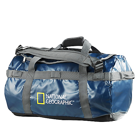Travel Duffle 50l Azul