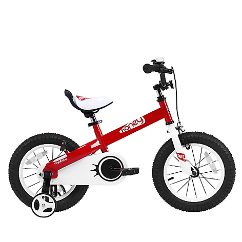 Bicicleta Honey Aro 16 Rojo