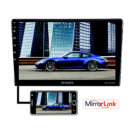 Autoradio Mirrorlink Lcd Táctil 10.6
