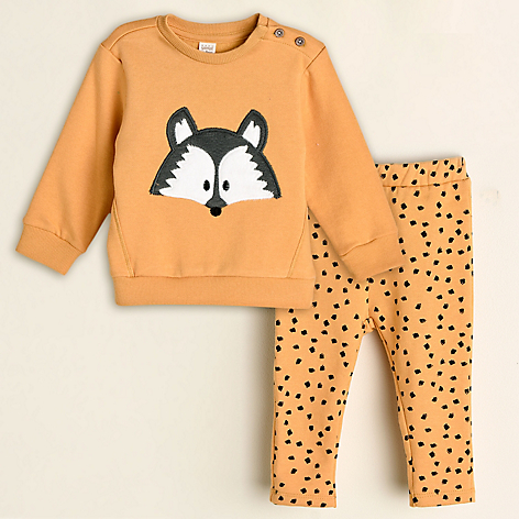 Conjunto Buzo Animal