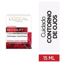 L´ORÉAL PARIS SKIN CARE - Crema Plenitud Revitalift Ojos 15 ml