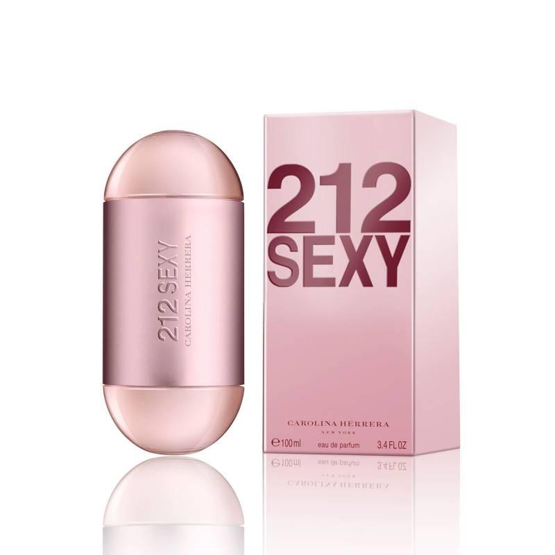 CAROLINA HERRERA - 212 Sexy EDP 60 ML