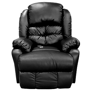 Reclinable Aston Negro