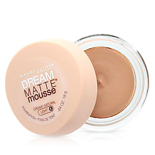 Base Dream Matte Mousse in Creamy Natural