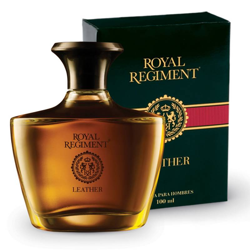 ROYAL REGIMENT - Leather EDT 100 ML