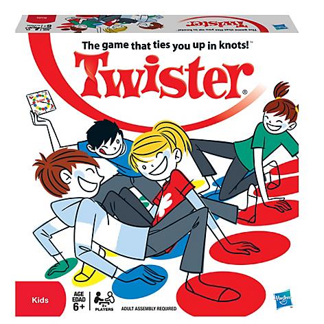 Juego De Mesa Twister Falabella Com