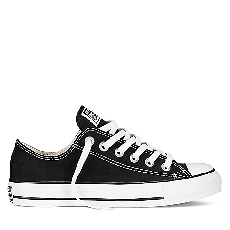 01d6abffd Zapatillas Converse Chuck Taylor All Star Core Ox Black - Falabella.com