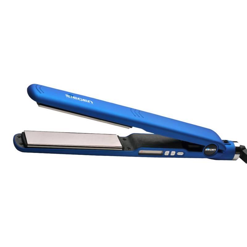 SIEGEN - Alisadora SG4700 Placas de Titanium Azul