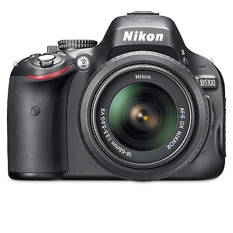 how to use nikon d5100 as webcam