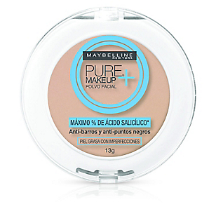 Polvo Compacto Pure Make Up Claro Natural