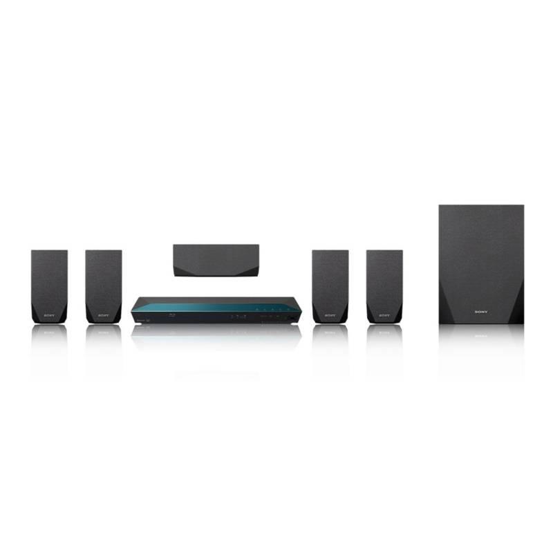 SONY - Home Theater con Blu ray 3D y Bluetooth BDV E2100