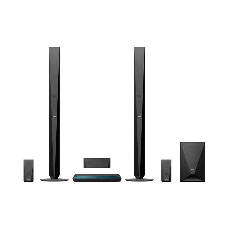 SONY - Home Theater con Blu ray 3D y BluetoothBDV E4100