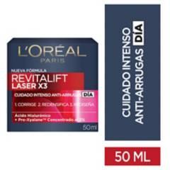 L´OREAL PARIS - Crema de día anti-arrugas Revitalift Laser 50ml L'Oréal Paris Skin Care
