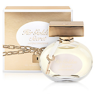 Fragancia de Mujer Her Golden Secret EDT 80 ml