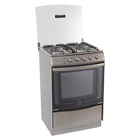 Cocina a gas alicante 4 quemadores for Cocinas alicante precios
