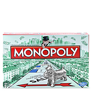 Juego Mesa Hasbro Nuevo Monopoly Clasico Falabella Com