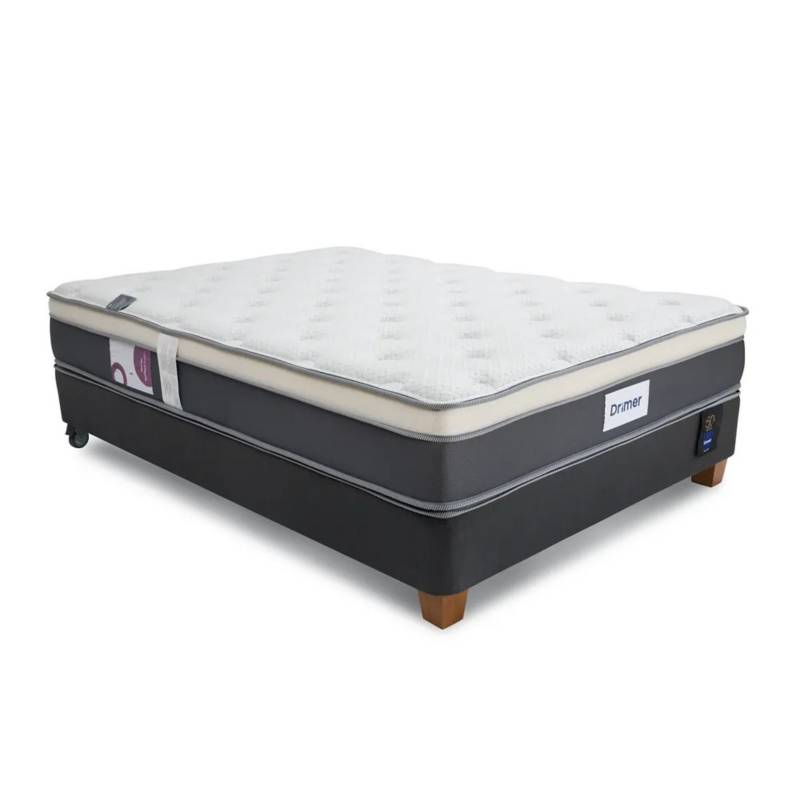 TECHNODREAM - Cama Box Tarima Gravity 2 Plz