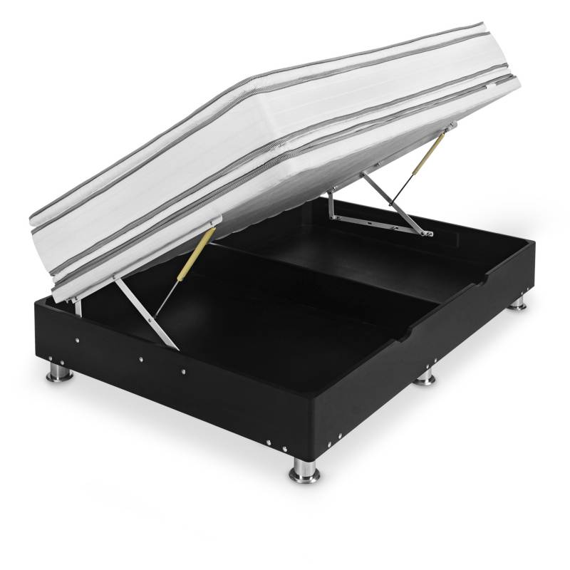 TECHNODREAM - Cama Boxet Technodream Cool 1.5 Plz