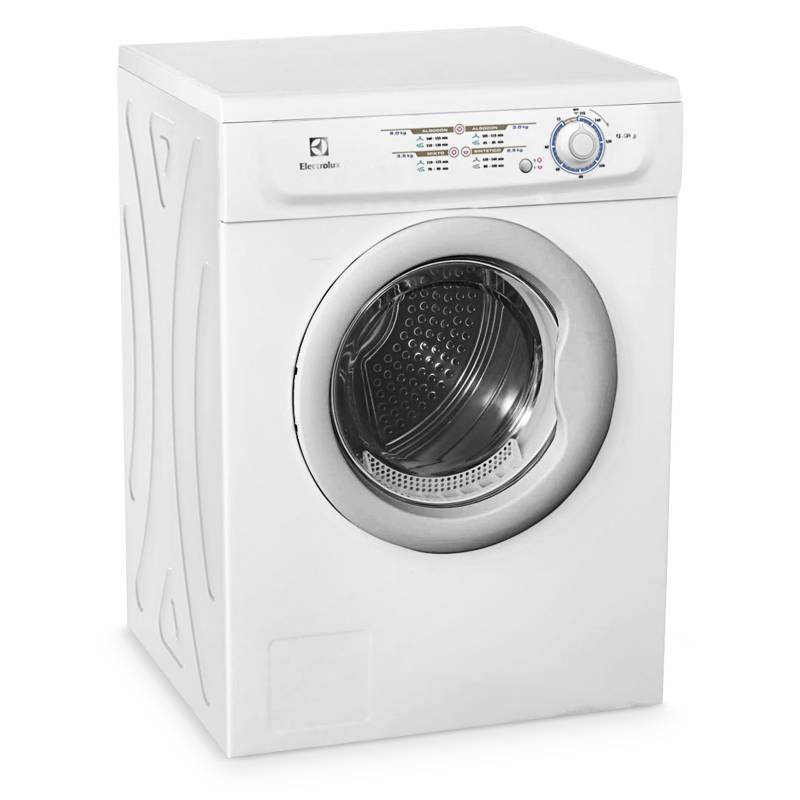ELECTROLUX - Secadora Eléctrica EDE062MDLW 6kg Blanco