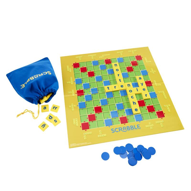 SCRABBLE - Games Scrabble Junior